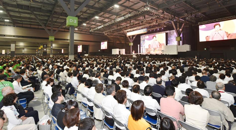 1 일본 효정문화축복페스티벌 나고야 4만명대회 전경 1.JPG
