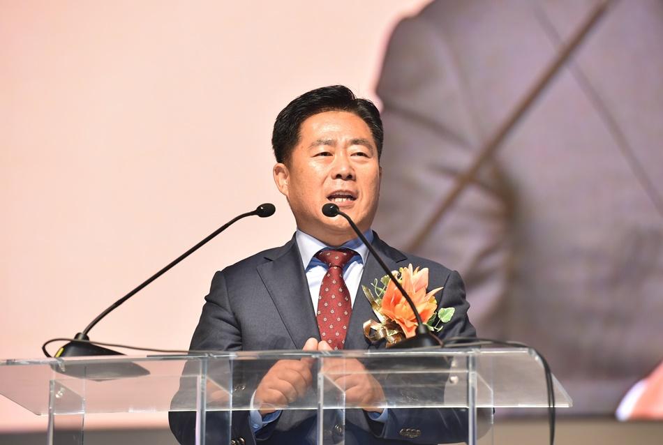 6 김규환 한국 국회의원의 축사.JPG